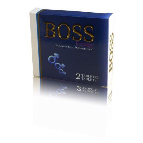Boss energy ginseng mocna erekcja 2szt. | 100% dyskrecji | bezpieczne zakupy marki Boss of toys