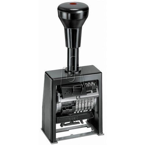 Reiner Numerator automatyczny b6k oprawa plastikowa (4011170003346)
