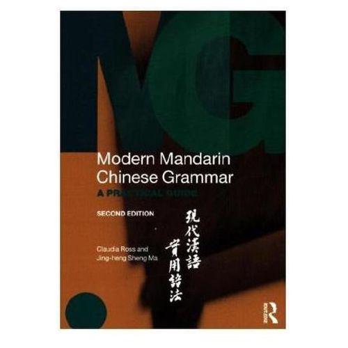 Modern Mandarin Chinese Grammar