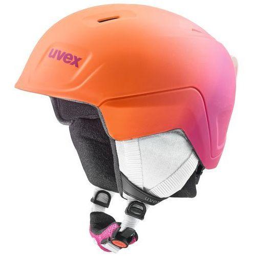 Uvex manic pro pomarańczowa 51-55 cm różowy 2018-2019
