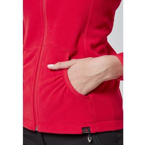 The North Face MASONIC Kurtka z polaru tomato red - produkt dostępny w Zalando.pl