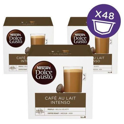 dolce gusto cafe au lait intenso 3x16 marki Nescafe