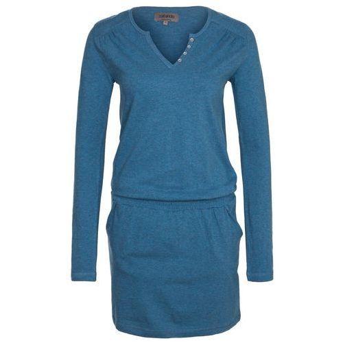 Zalando Essentials Sukienka z d�erseju niebieski