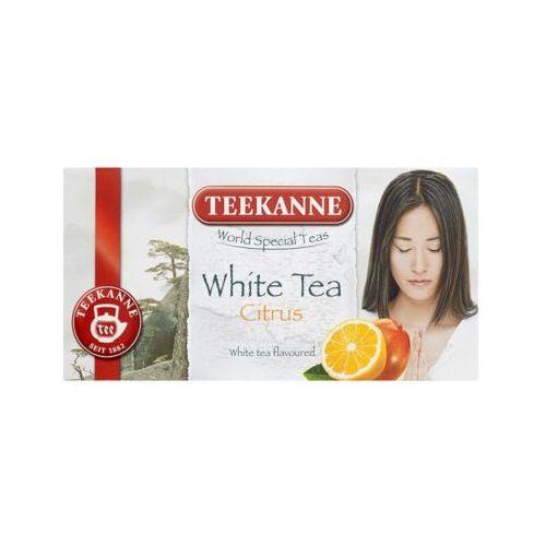 TEEKANNE 20x1,25g World Special Teas Cytryna i mango Herbata biała