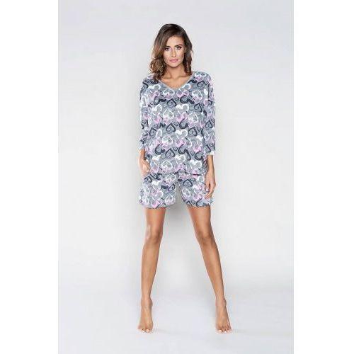 Piżama damska - ana, Italian fashion