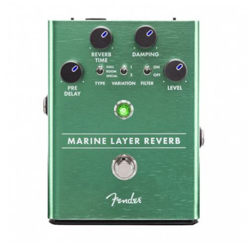 marine layer reverb efekt do gitary marki Fender