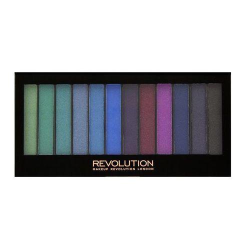 Makeup Revolution Mermaids Vs Unicorns paleta cieni do powiek 14 g (5029066053664)