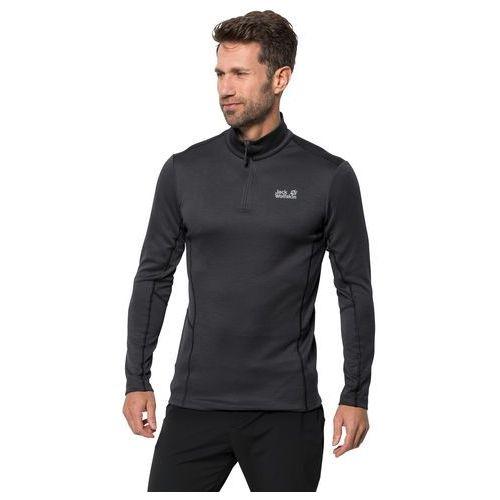 Męska koszulka termoaktywna ARCTIC XT HALF ZIP MEN black - S, 1806271-6000002
