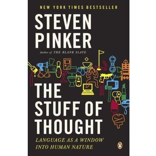 The Stuff of Thought. Der Stoff, aus dem das Denken ist, englische Ausgabe (9780143114246)