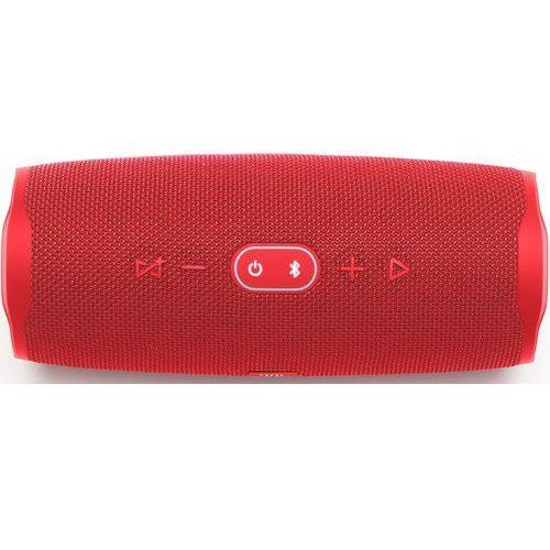 Głośnik mobilny JBL Charge 4 Czerwony + DARMOWY TRANSPORT!