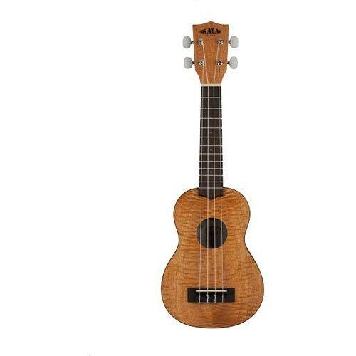 exotic mahogany soprano ukulele natura eq ukulele sopranowe + pokrowiec marki Kala