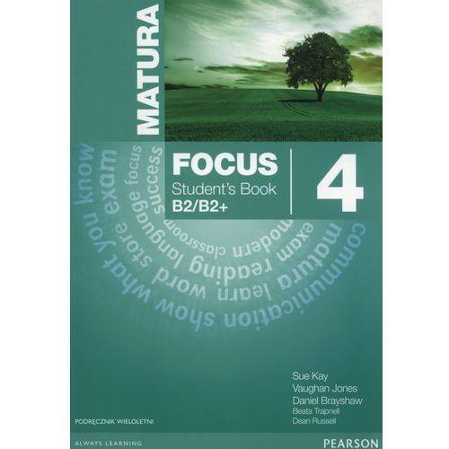 Matura Focus 4 PL Student (2015)