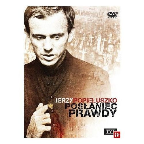 Jerzy popiełuszko. posłaniec prawdy - film dvd marki Chmielewski dominik sdb