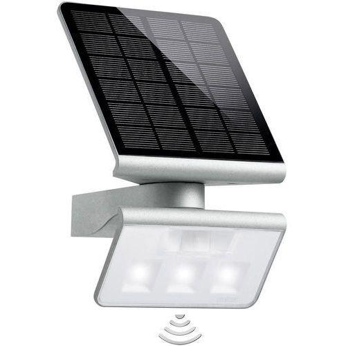 Lampa Solarna zewnętrzna z czujnikiem ruchu.  6x0.2 W, LED wbudowany na stałe, 150 lm, 4000 K, IP44, Srebrny, Steinel