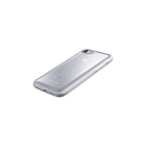 Obudowa dla telefonów komórkowych selfie case pro apple iphone 8/7 (selfieciph747s) srebrny marki Cellularline