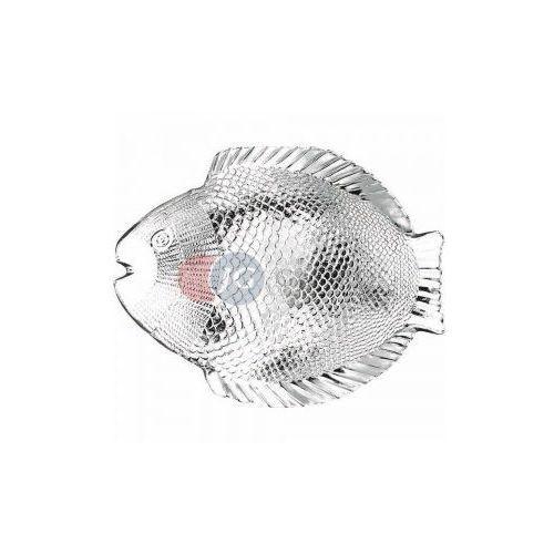 Półmisek do serwowania ryb szklany 260x210 mm 400081, 400081