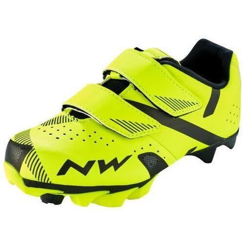 Northwave hammer 2 buty dzieci, yellow fluo/black eu 34 2019 buty dziecięce