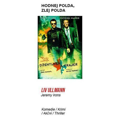 DVD film - Džentlmen a frajer