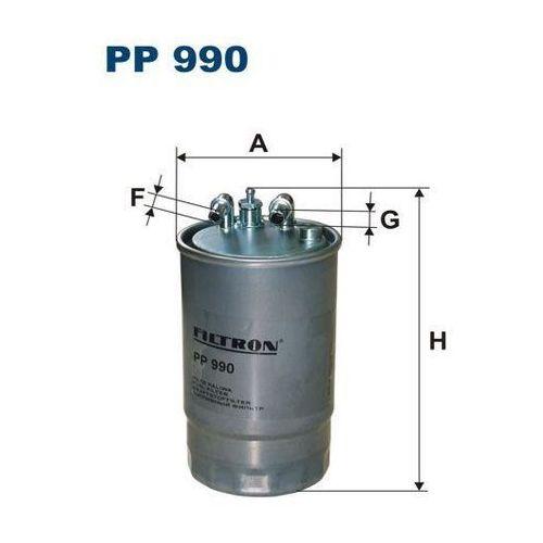 Filtron Pp990 filtr paliwa opel corsa 1,3 cdti (5904608009906)
