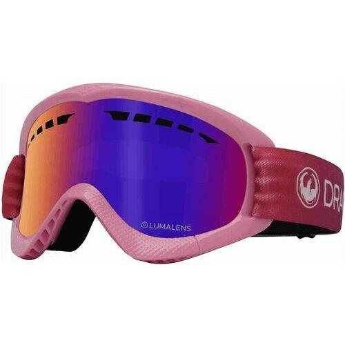 Dragon Gogle snowboardowe - dr dxs base ion candy llpurpleion (681) rozmiar: os