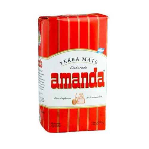 Amanda Yerba mate 500g klasyczna (7792710000021)