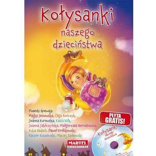 Praca zbiorowa Kołysanki naszego dzieciństwa + cd (gwiazdy śpiewają)