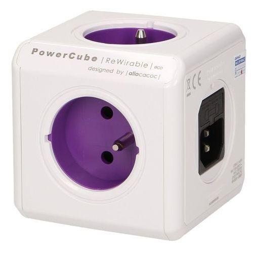 Listwa zasilająca PowerCube ReWirable USB + Wtyczki