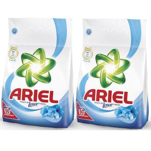 Ariel Zestaw 2 proszków do prania Touch of Lenor Fresh 3,5 kg, 2szt. (proszek do prania ubrań)