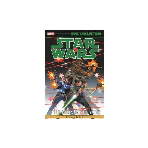 Star Wars Legends Epic Collection: The New Republic Volume 1 (9780785197164)