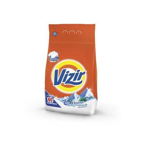 Vizir Alpine Fresh Proszek do prania białego i jasnego 4.2kg (60 prań) (proszek do prania ubrań)