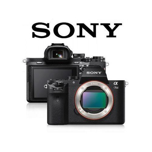 Alpha A7 II marki Sony - lustrzanka cyfrowa