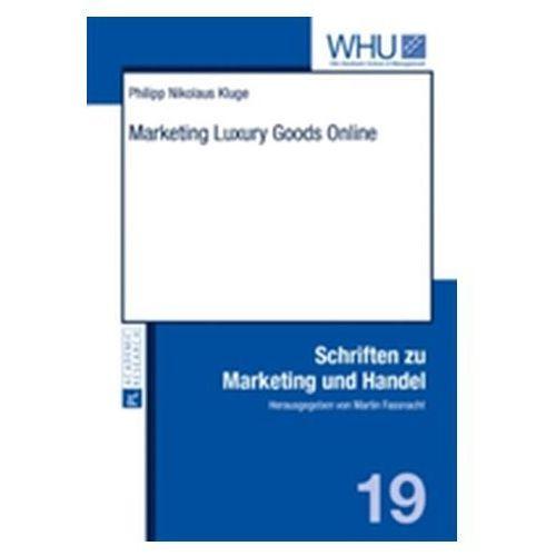 Marketing Luxury Goods Online