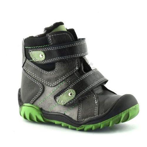 Buty zimowe dla dzieci Kornecki 06058, kolor czarny
