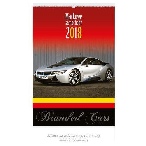 Kalendarz wieloplanszowy markowe samochody rw27 marki Lucrum