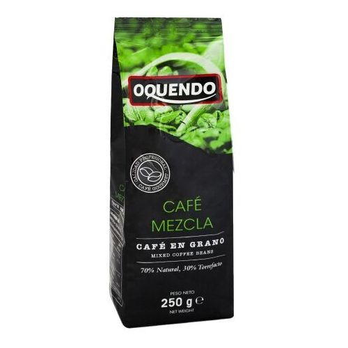 Oquendo Cafe Tueste Torrefacto 0,25 kg ziarnista, 0137