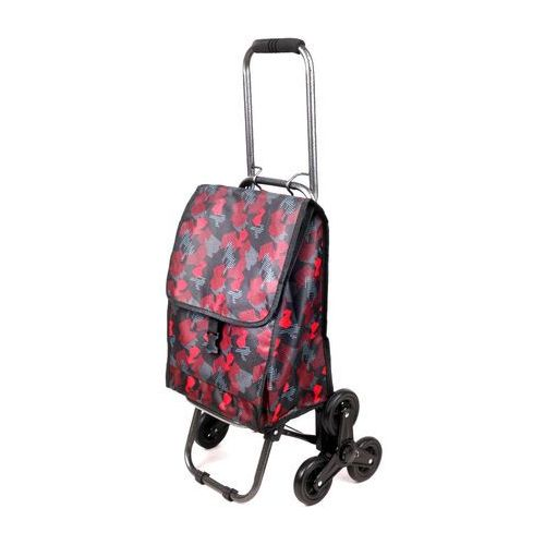 Wózek na zakupy ze składaną rączką 3 kołowy 3M07 (wózek na zakupy)