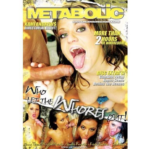 DVD-Metabolic - Who Let the Whores Out?