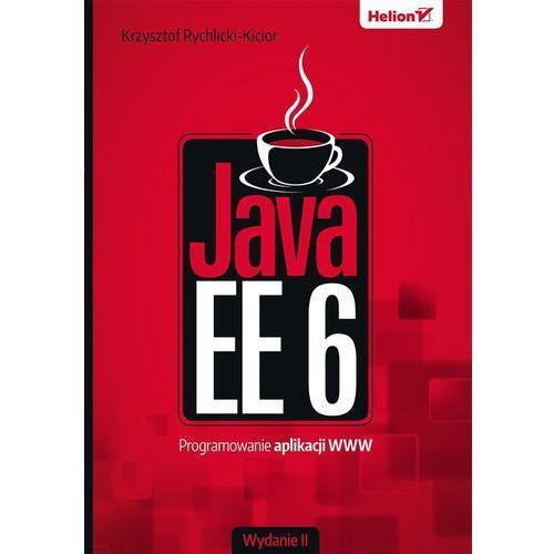 Java EE 6. Programowanie aplikacji WWW (2015)