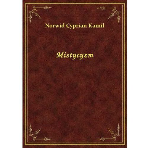 Mistycyzm (9788328432871)