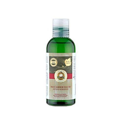 Pierwoje reszenie, rosja Babuszka agafia lekki olejek do masażu (łaźnia agafii) 170ml