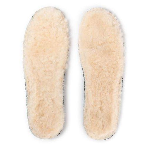 Wkładki ocieplające - sheepskin insole beżowy marki Emu australia