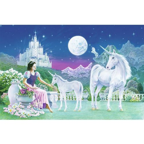 Plakat Giant Art Wizard&Genius Unicorn Princess - Limited availability W 00652 - oferta [05d44d70c785f4d4]