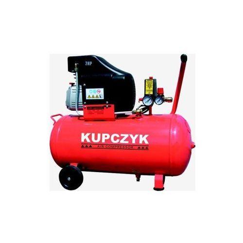 Kompresor sprężarka olejowa 2km 8 bar 50 litrów , marki Kupczyk