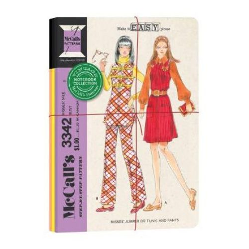Vintage McCall's Patterns Notebook Collection (9781452134819)