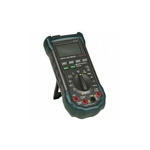 Showtec Multimetr, decybelomierz, luxometr, termometr, miernik uniwersalny 5 w 1 digital multimeter 5 in 1 autorange (8717748030344)