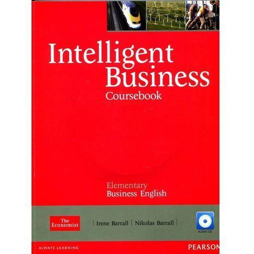 Intelligent Business Elementary Coursebook (podręcznik) (9781408255988)