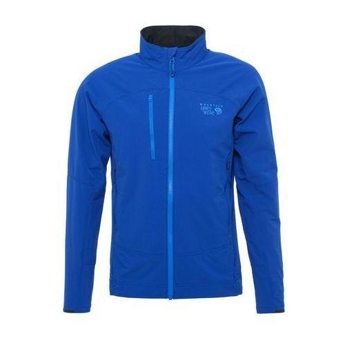 Mountain Hardwear SUPER CHOCKSTONE Kurtka Softshell azul (kurtka męska) od Zalando.pl