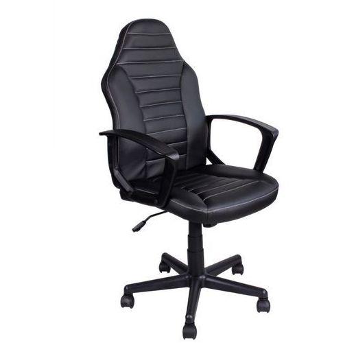Fotel biurowy FBE czarny