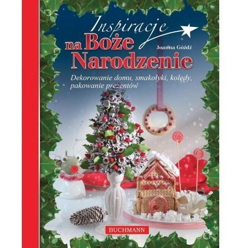 Inspiracje na Boże Narodzenie, oprawa broszurowa