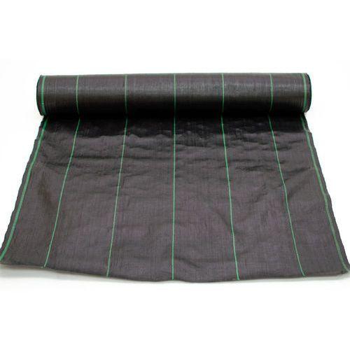 Topgarden Agrotkanina mata 1,3x50m 70g/m2 uv czarna - czarny \ 130 cm \ 50 m